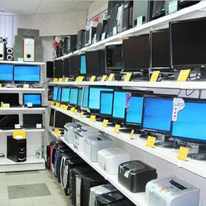 Компьютерные магазины Акутихи