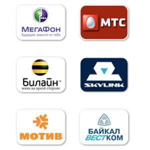 Операторы сотовой связи Акутихи