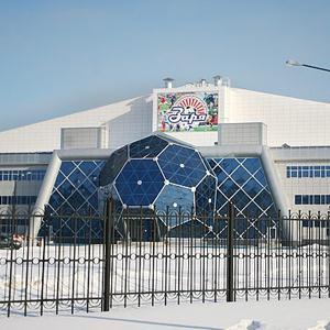 Спортивные комплексы Акутихи